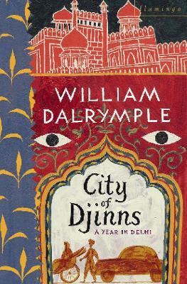 City of Djinns book