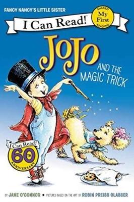 Fancy Nancy: JoJo and the Magic Trick by Jane O'Connor
