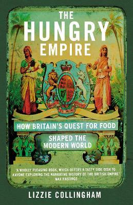 Hungry Empire book