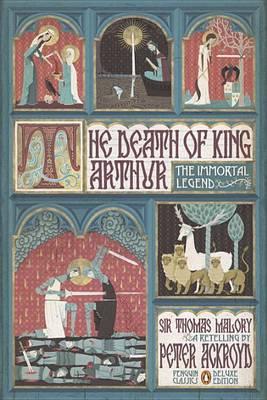 Death of King Arthur book