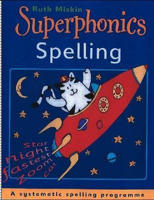 Superphonics Spelling book