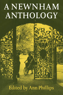 Newnham Anthology book