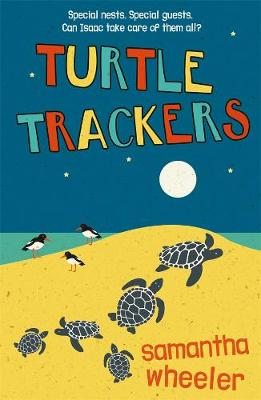 Turtle Trackers book