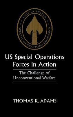 US Special Operations Forces in Action book