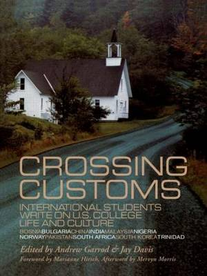 Crossing Customs by Jay Davis