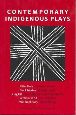 Contemporary Indigenous Plays book