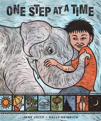 One Step at a Time by Jane Jolly