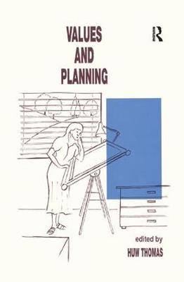 Values and Planning book