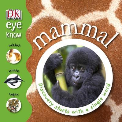 Mammal by Penelope Arlon