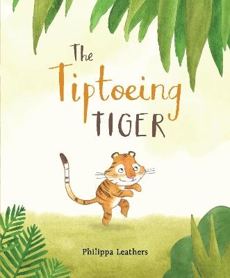 Tiptoeing Tiger book
