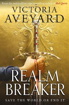 Realm Breaker: From the author of the multimillion copy bestselling Red Queen series book