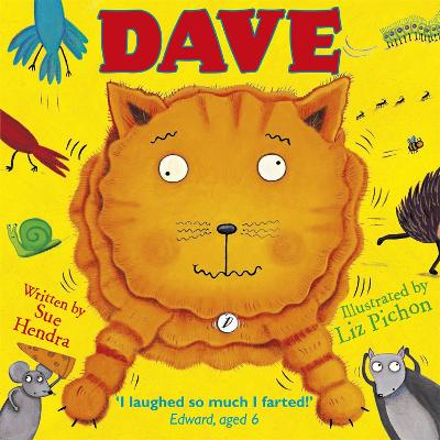 Dave by Sue Hendra