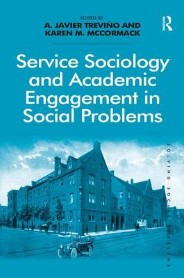 Service Sociology and Academic Engagement in Social Problems book