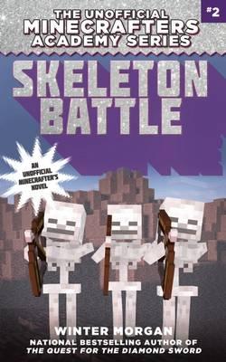 Skeleton Battle by Winter Morgan
