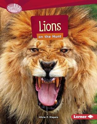Lions on the Hunt book