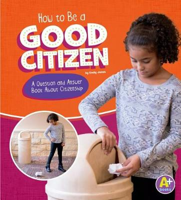 How to Be a Good Citizen book