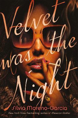 Velvet Was the Night book