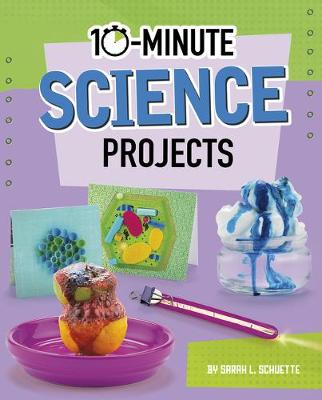 10-Minute Science Projects book