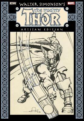 Walter Simonson's The Mighty Thor: Artisan Edition by SIMONSON, WALTER