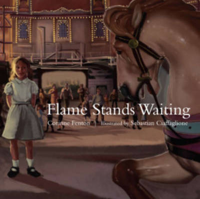 Flame Stands Waiting book