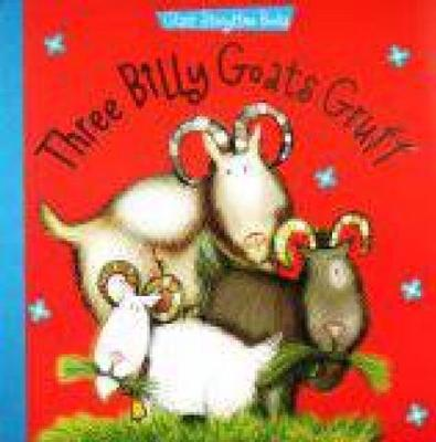 Three Billy Goats Gruff by Nick Page