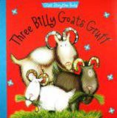 Three Billy Goats Gruff by Nick Page