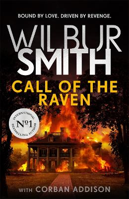 Call of the Raven: The Sunday Times bestselling thriller book