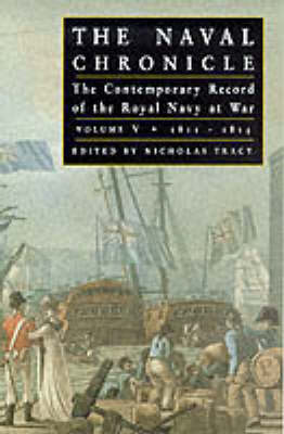 The Naval Chronicle  v. 5 by Dr Nicholas Tracy