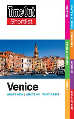 Time Out Venice Shortlist by Time Out Guides Ltd.