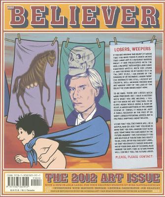 Believer, Issue 94 by Heidi Julavits
