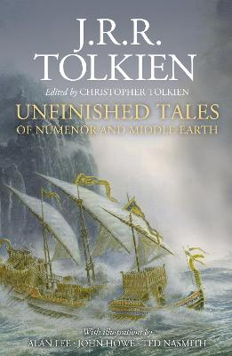 Unfinished Tales book