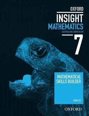 Oxford Insight Mathematics 7 AC for NSW Mathematical Skills Builder book
