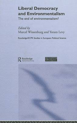 Liberal Democracy and Environmentalism by Yoram Levy
