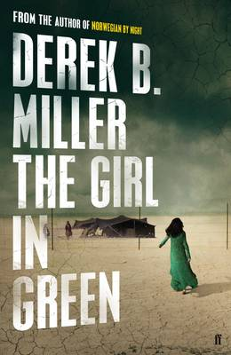 Girl in Green book