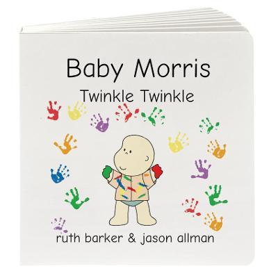 Baby Morris Twinkle Twinkle book