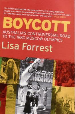Boycott by Lisa Forrest