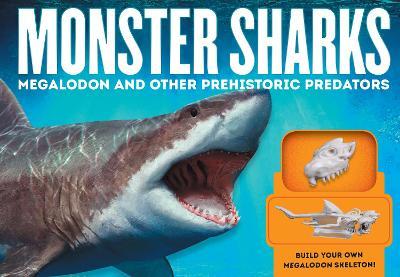 Monster Sharks by Brenda Gurr