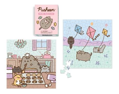 Pusheen Mini Puzzles by Claire Belton