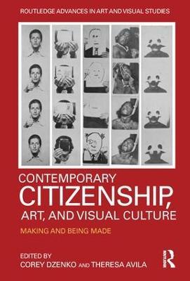 Contemporary Citizenship, Art, and Visual Culture book
