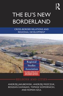 EU's New Borderland book