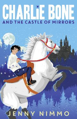 Charlie Bone and the Castle of Mirrors book