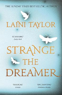 Strange the Dreamer book