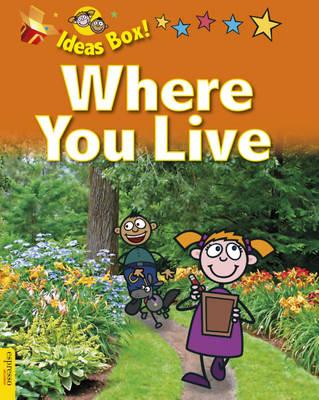 Where You Live by Jillian Powell