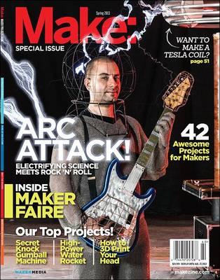 Make: Maker Projects Guide by Mark Frauenfelder