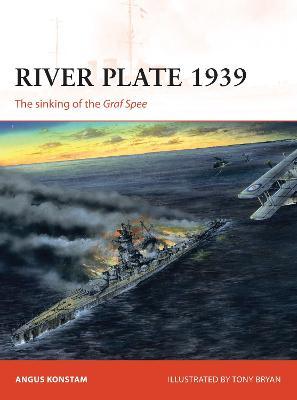River Plate 1939 by Angus Konstam
