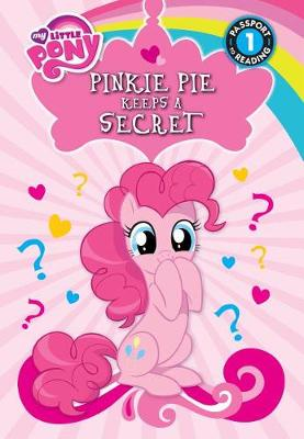 Pinkie Pie Keeps a Secret by Magnolia Belle