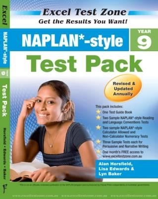 NAPLAN-style Test Pack - Year 9 by Alan Horsfield