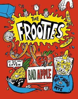 Bad Apple #1 book