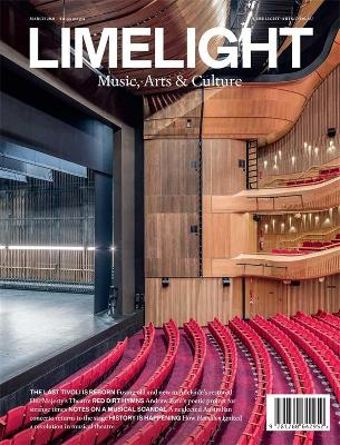 Limelight March 2021 book