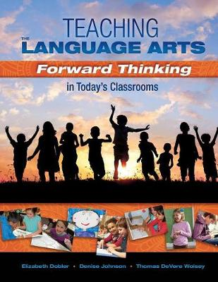 Teaching the Language Arts book